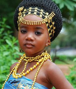 ghanaian girl child