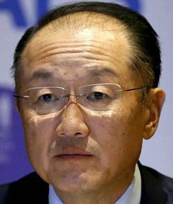 jim yong kim world bank