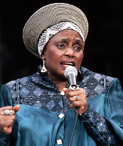 Miriam Makeba: The Mama Africa