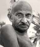 Mahatma Gandhi the racist peace icon